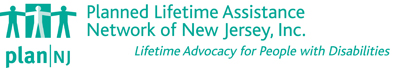 Planned Lifetime Assistance Network of New Jersey (PLAN/NJ) logo